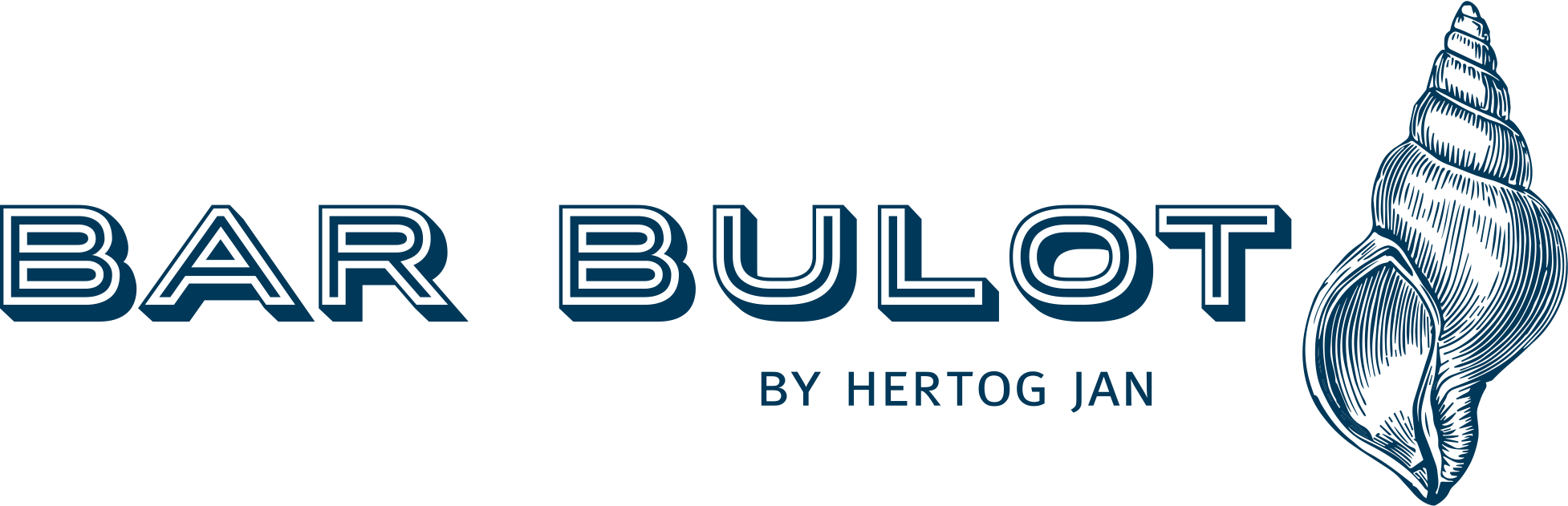 logo Bar Bulot by Hertog Jan